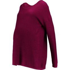 Swetry klasyczne damskie: JoJo Maman Bébé Sweter wine