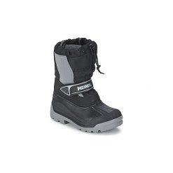Śniegowce Dziecko Meindl  SNOWY 3000. Czerwone buty zimowe chłopięce marki Elefanten, z materiału. Za 244,30 zł.