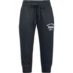 Spodnie dresowe damskie: Lonsdale London Leeds Spodnie dresowe damskie czarny