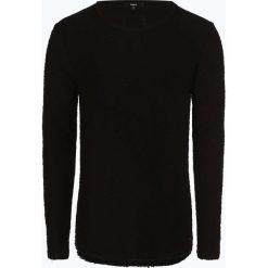 Tigha - Sweter męski – Marno, czarny. Czarne swetry klasyczne męskie Tigha, m. Za 299,95 zł.
