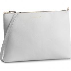 Torebka COCCINELLE - DV3 Mini Bag E5 DV3 55 F4 07 Blanche H10. Białe listonoszki damskie Coccinelle, ze skóry, na ramię. Za 549,90 zł.