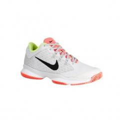 Buty tenisowe Nike Zoom Ultra Volt damskie. Czarne buty do tenisu damskie marki Kazar, z nubiku, przed kolano, na wysokim obcasie. W wyprzedaży za 249,99 zł.