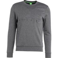 Bejsbolówki męskie: BOSS Green SALBO SLIM FIT Bluza medium grey