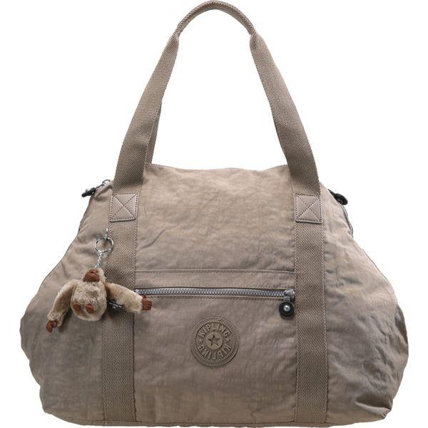 53347db4d762b Kipling Torba na zakupy warm grey - Szare torby damskie na zakupy ...