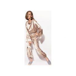 Piżamy damskie: Piżama The Coolest One złota
