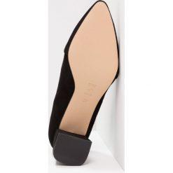Shoe The Bear ALLISON Czółenka black. Czarne buty ślubne damskie marki L'INTERVALLE, z materiału. Za 509,00 zł.
