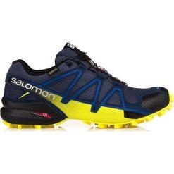 Buty sportowe męskie: Salomon Buty męskie Speedcross 4 GTX Slate Blue/Blue Depth r. 44 (383118)
