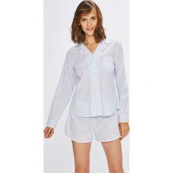 Lauren Ralph Lauren - Piżama. Szare piżamy damskie Lauren Ralph Lauren, l, z bawełny. W wyprzedaży za 299,90 zł.