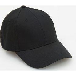 Czapka z daszkiem - Czarny. Czarne czapki z daszkiem męskie marki Reserved. Za 39,99 zł.