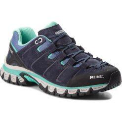 Trekkingi MEINDL - Vegas Lady 3065 Marine/Tuerkis 49. Niebieskie buty trekkingowe damskie MEINDL. W wyprzedaży za 489,00 zł.