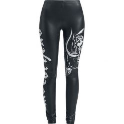 Spodnie damskie: Motörhead EMP Signature Collection Legginsy czarny