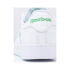 Reebok Classic CLUB C 85 Tenisówki i Trampki white/green. Białe tenisówki damskie marki Reebok Classic. Za 369,00 zł.
