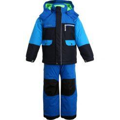 Icepeak JERRY Kurtka narciarska dark blue. Niebieskie kurtki chłopięce sportowe Icepeak, z materiału, długie. W wyprzedaży za 367,20 zł.