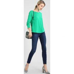 Bluzki asymetryczne: Rich & Royal HEAVY LONGSLEEVE Bluzka z długim rękawem tropical green