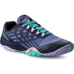 Buty do biegania damskie: Buty MERRELL - Trail Glove 4 J12670 Very Grape/Astral