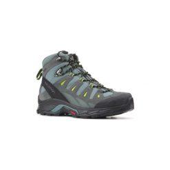 Buty Salomon  Buty trekkingowe Salewa Quest Prime GTX 404674-32. Szare buty trekkingowe męskie marki Salomon, z gore-texu, na sznurówki, outdoorowe, gore-tex. Za 699,00 zł.