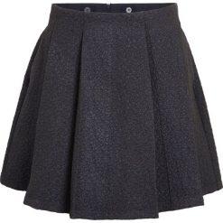 Benetton SKIRT GIRL Spódnica plisowana dark blue. Niebieskie spódniczki dziewczęce marki Benetton, z elastanu. W wyprzedaży za 135,20 zł.