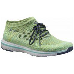 Columbia Buty Chimera Lace Zour, Aquarium 39,5. Zielone buty do biegania damskie Columbia. W wyprzedaży za 299,00 zł.
