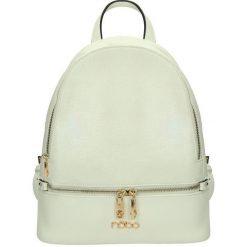 Torebki i plecaki damskie: Nobo Plecak damski E1150-C000 biały