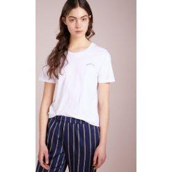 T-shirty damskie: CLOSED Tshirt basic white