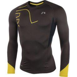 Koszulki do fitnessu męskie: koszulka do biegania męska NEWLINE ICONIC VENT STRETCH SHIRT / 11323-078