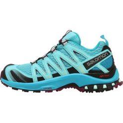 Salomon XA PRO 3D Obuwie do biegania Szlak blue curacao/blue bird/dark purple. Szare buty do biegania damskie marki Salomon. Za 569,00 zł.