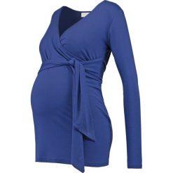Bluzki asymetryczne: Envie de Fraise JESSICA Bluzka z długim rękawem deep blue