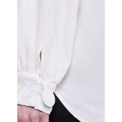 Bluzki asymetryczne: Bruuns Bazaar AMELLE Bluzka snow white