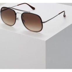 RayBan Okulary przeciwsłoneczne gunmetal. Szare okulary przeciwsłoneczne męskie aviatory Ray-Ban. Za 719,00 zł.