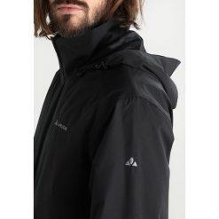 Vaude ESCAPE Kurtka przeciwdeszczowa black. Czarne kurtki trekkingowe męskie Vaude, m, z poliamidu. Za 399,00 zł.