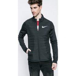 Nike - Kurtka. Czarne kurtki męskie pikowane marki Nike, m, z elastanu. W wyprzedaży za 239,90 zł.