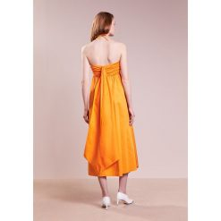 Długie sukienki: Jil Sander Navy Długa sukienka orange