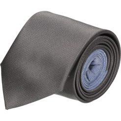 Krawaty męskie: krawat winman szary classic 200