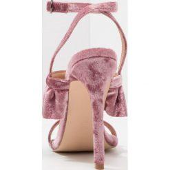 Rzymianki damskie: Public Desire LION Sandały na obcasie dusk pink