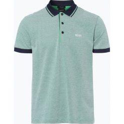 BOSS Athleisurewear - Męska koszulka polo – Paddy 2, zielony. Zielone koszulki polo BOSS Athleisurewear, l. Za 429,95 zł.