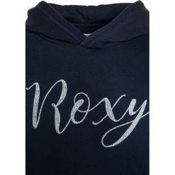 Roxy DEEP SKY Bluza z kapturem dress blues. Niebieskie bluzy dziewczęce rozpinane marki Roxy, z bawełny, z kapturem. W wyprzedaży za 127,20 zł.