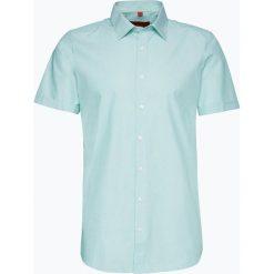Finshley & Harding - Koszula męska, zielony. Czarne koszule męskie marki Finshley & Harding, w kratkę. Za 49,95 zł.
