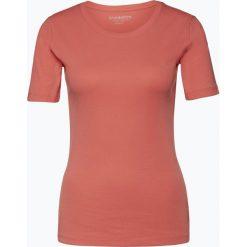 Brookshire - T-shirt damski, czerwony. Czarne t-shirty damskie marki brookshire, m, w paski, z dżerseju. Za 39,95 zł.