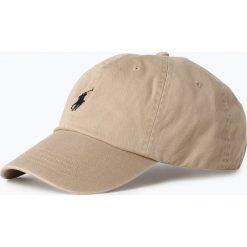 Polo Ralph Lauren - Męska czapka z daszkiem, beżowy. Brązowe czapki z daszkiem męskie Polo Ralph Lauren. Za 179,95 zł.