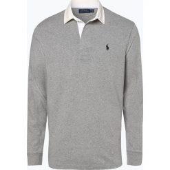 Polo Ralph Lauren - Męska bluza nierozpinana, szary. Szare bejsbolówki męskie Polo Ralph Lauren, l, z haftami. Za 659,95 zł.