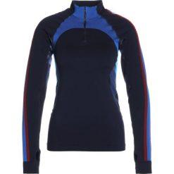 LNDR DOWN HILL RACER Bluza navy. Niebieskie bluzy damskie LNDR, l, z elastanu. W wyprzedaży za 398,30 zł.