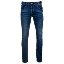 Timeout Jeansy Męskie 31/32, Niebieski. Niebieskie jeansy męskie z dziurami marki Oakley, na lato, z bawełny, eleganckie. Za 209,00 zł.