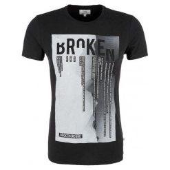 Q/S Designed By T-Shirt Męski M Czarny. Czarne t-shirty męskie Q/S designed by, l, z bawełny. Za 49,00 zł.