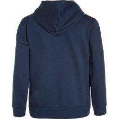 Bluzy chłopięce: Converse STACKED REMIX Bluza z kapturem all star navy