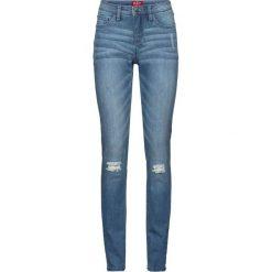 """Dżinsy """"multi-stretch"""" SKINNY bonprix jasnoniebieski. Niebieskie jeansy damskie skinny bonprix, z jeansu. Za 54,99 zł."""