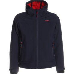 CMP BOY JACKET FIX HOOD Kurtka z polaru blue/ferrari. Niebieskie kurtki dziewczęce sportowe marki CMP, z elastanu. W wyprzedaży za 152,10 zł.