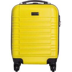 Walizki: Walizka w kolorze żółtym – (S)33,5 x (W)48 x (G)20 cm