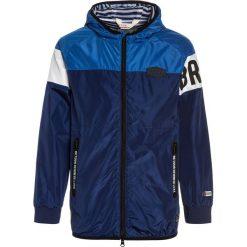 Retour Jeans STANLEY Kurtka przejściowa electric blue/dark blue. Żółte kurtki chłopięce przejściowe marki Retour Jeans, z jeansu. Za 339,00 zł.
