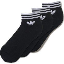 Skarpety adidas Trefoil Ankle (AZ5523). Czarne skarpetki męskie Adidas, z bawełny. Za 29,99 zł.