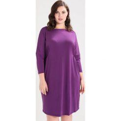 Sukienki hiszpanki: Zizzi DRESS Sukienka z dżerseju grape royal